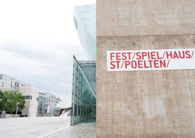 Festpielhaus St. Pölten